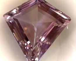 65.60ct Kite cut Ametrine Fancy gem - Large Impressive stone