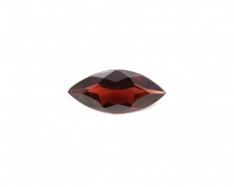 CERTIFIED 2.88ct. RED GARNET (PYROPE-ALMANDINE) **NO RESERVE**