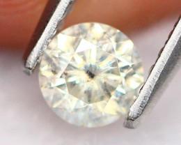 0.39Ct Natural Untreated White Diamond E0807