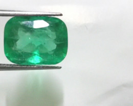 5.36ct Colombian Emerald