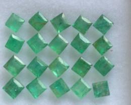 Parcel Emeralds 1.60 TCW.