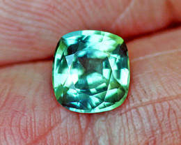 0.97 ct Truly Dazzling Colombian Emerald Certified!