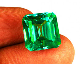 2.16 ct Top Of The Line Emerald Certified!