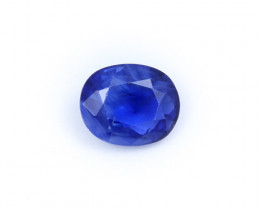 GIA CERTIFIED 1.91ct. BLUE SAPPHIRE