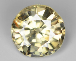 0.92 CT NATURAL  ZIRCON SPARKLING LUSTER YZ4