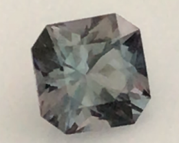 Pretty Flanders Cut 6mm Grey Spinel - Burma G540HME12