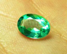 2.68 ct Gorgeous Top Zambian Emerald Certified!