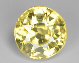 1.32 CT NATURAL  ZIRCON SPARKLING LUSTER YZ8