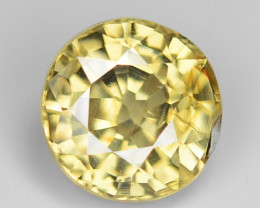 1.12 CT NATURAL  ZIRCON SPARKLING LUSTER YZ10
