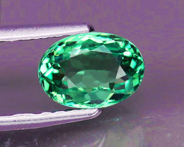 1.14 ct Top Of The Line Emerald Certified!