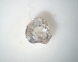 0.01. Ct Light Grey SI old mine diamond vintage