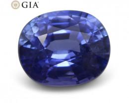 2.07 ct GIA Certified Sri Lankan/Ceylonese Sapphire