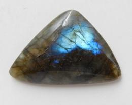 Sale 23.5ct Labradorite AAA Labradorite Cabochon, healing Stone C410