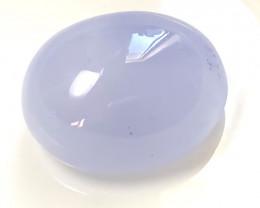 30.06ct Translucent Chalcedony gem Cabochon - No reserve ~
