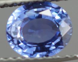 1.03 ct AIG CERTIFIED !! Cornflower Blue Natural Ceylon Sapphire