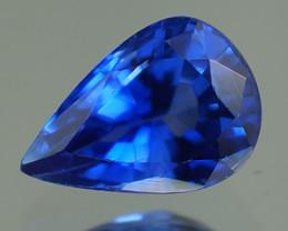 0.45 CT  AIG CERTIFIED !! Cornflower Blue Natural Ceylon Sapphire