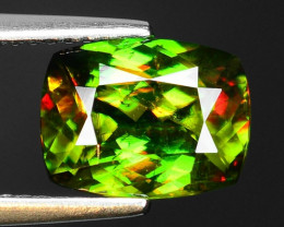 2.72 CT SPHENE WITH DRAMATIC FIRE GEMSTONE SP2