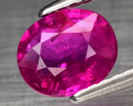 GLC Certified Natural Ruby - 1.27 ct