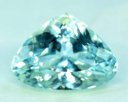 NR 22.80 Carats Natural Aqua Color Kunzite Gemstone
