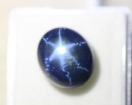20.24Ct Blue Star Sapphire 6 Rays Lot LZ2351