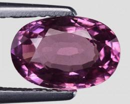 1.84 Cts Natural Grape- Purple Garnet Excellent Color Gr28