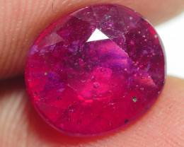 5.75 CRT BEAUTY RED BLOOD MADAGASCAR RUBY-