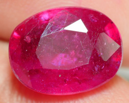 7.30 CRT BEAUTY RED BLOOD MADAGASCAR RUBY-
