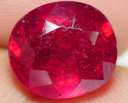 6.75 CRT BEAUTY RED BLOOD MADAGASCAR RUBY-