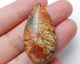 Sale New Multi Color Jasper Gemstone Cabochon Jasper Cabochon, Polished Gem