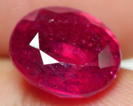 7.05 CRT BEAUTY RED BLOOD MADAGASCAR RUBY-