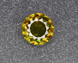 Natural Chrome Sphene 1.97 Cts from Skardu, Pakistan