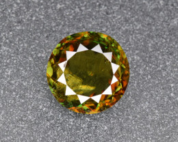 Natural Chrome Sphene 2.70 Cts from Skardu, Pakistan