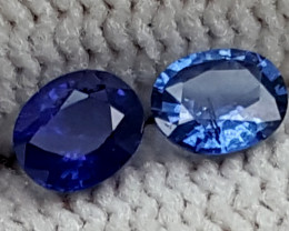 0.65CT BLUE SAPPHIRE  BEST QUALITY GEMSTONE IGC84