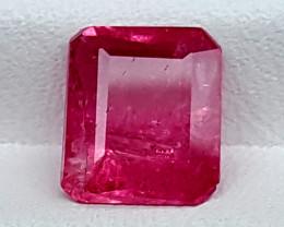 2.45Crt Rubellite  Natural Gemstones JI33