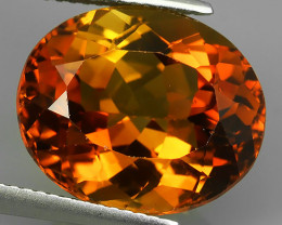 20.24 Wonderful oval cut Brazilian Champion Topaz Gemstone