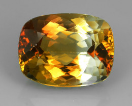 16.55 cts Natural Champion Topaz cushion Cut Brazilian Ravishing Loose Gems