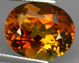 13.05 cts Wonderful oval cut Brazilian Champion Topaz Gemstone