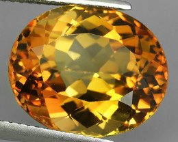 13.55 cts Natural Champion Topaz oval Cut Brazilian Ravishing Loose Gems