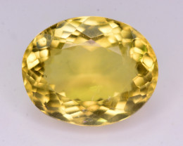 Gorgeous Color 13.90 Ct Natural Citrine. A