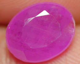 2.10 CRT BEAUTY CLEAR PINKY MADAGASCAR RUBY-