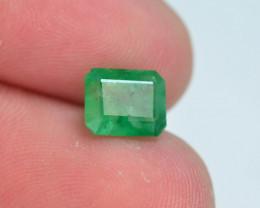 1.25 ct Natural Light Color Emerald~Panjshir
