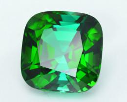 AAA Grade 29.44 ct Apple Green Tourmaline