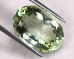 16.12ct Green Prasiolite Oval Cut Lot GW3692