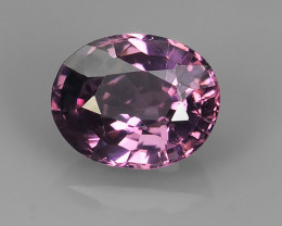 1.10 CTS ATTRACTIVE NATURAL PINK -SPINEL OVAL