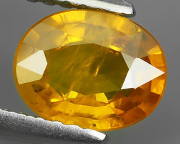 1.15 CTS AWESOME NICE YELLOW SAPPHIRE FACET GENUINE