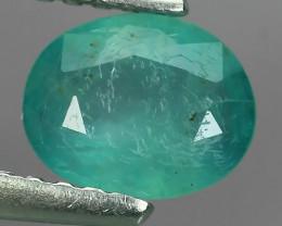 World's Rarest Gem Oval Natural Green Grandidierite Wonderful!