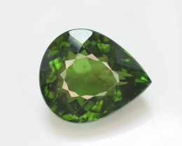 Amazing Color 15.35 ct Natural Light Green Color Tourmaline