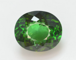 Amazing Color 17.95 ct Natural Light Green Color Tourmaline