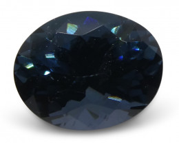 1.45 ct Blue Spinel Oval IGI Certified