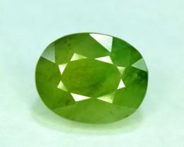 NR Auction - 7.10 cts Natural Grasolar Idocrase Gemstone